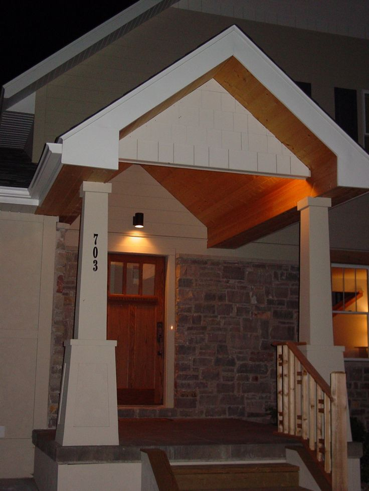Best 25 Craftsman Front Porches Ideas On Pinterest