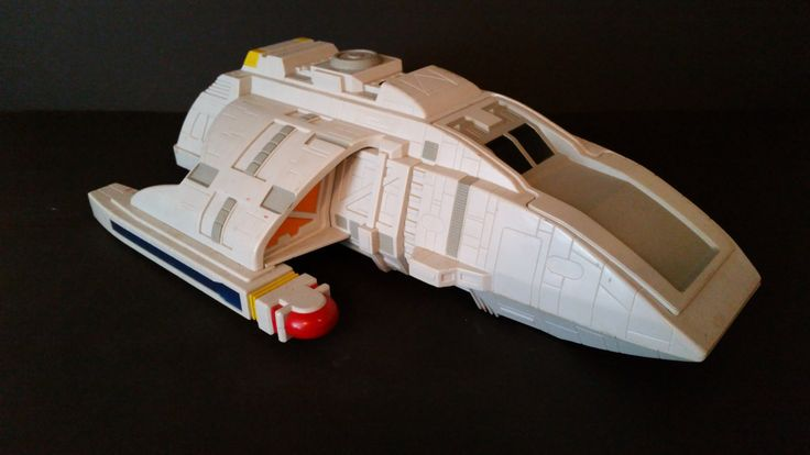 Vintage Playmates Star Trek Deep Space Nine Runabout Space Ship 1994 by ForgottenGeekery on Etsy