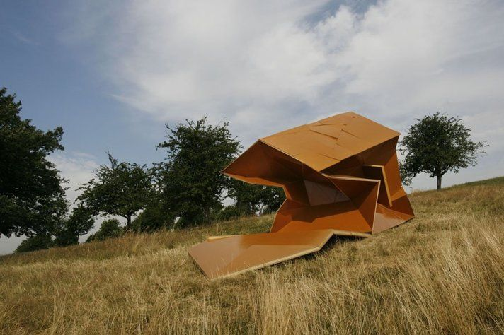 Monika Sosnowska, The Wind House, 2008