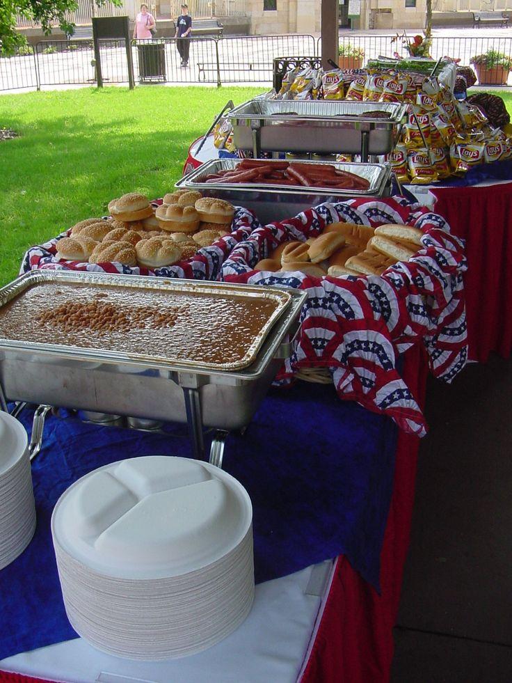 picnic area reception occations_picnics