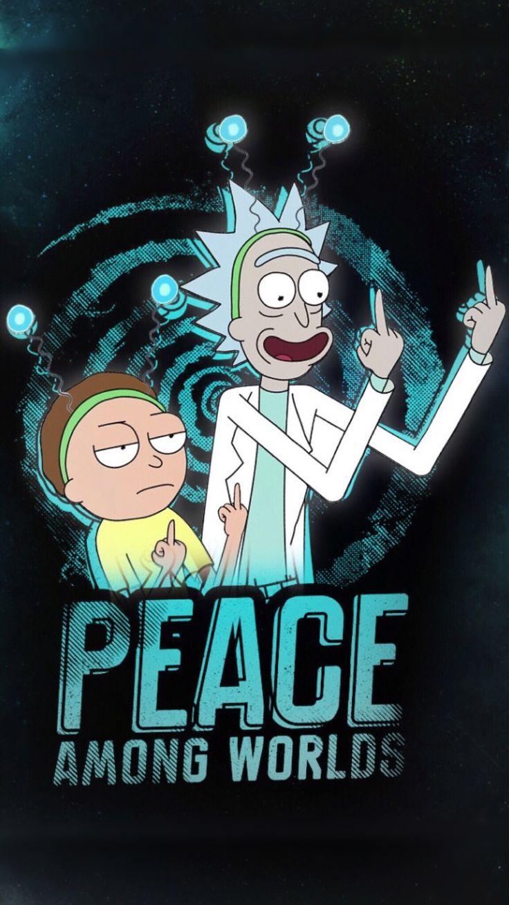 Mejores 57 imágenes de Rick and Morty en Pinterest   Dibujos ...