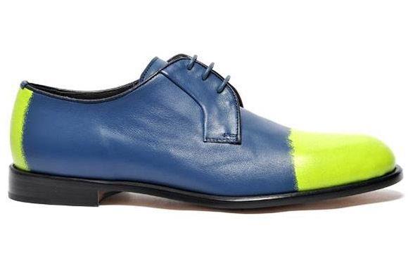 #Pollini colore e contrasti per la nuova collezione #scarpe 2014