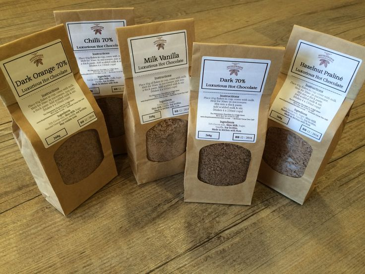 Our luxurious #Pittenweem hot #chocolates come in 7 flavours; melt the flakes in milk to create a rich, velvet smooth, delicious hot chocolate drink