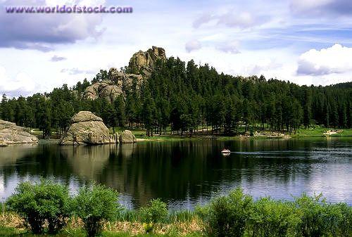 Lake pactola near custer south dakota heaven on earth for Pactola lake cabins
