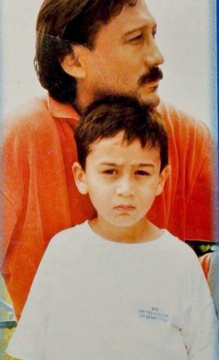 Childhood Pics of Tiger Shroff