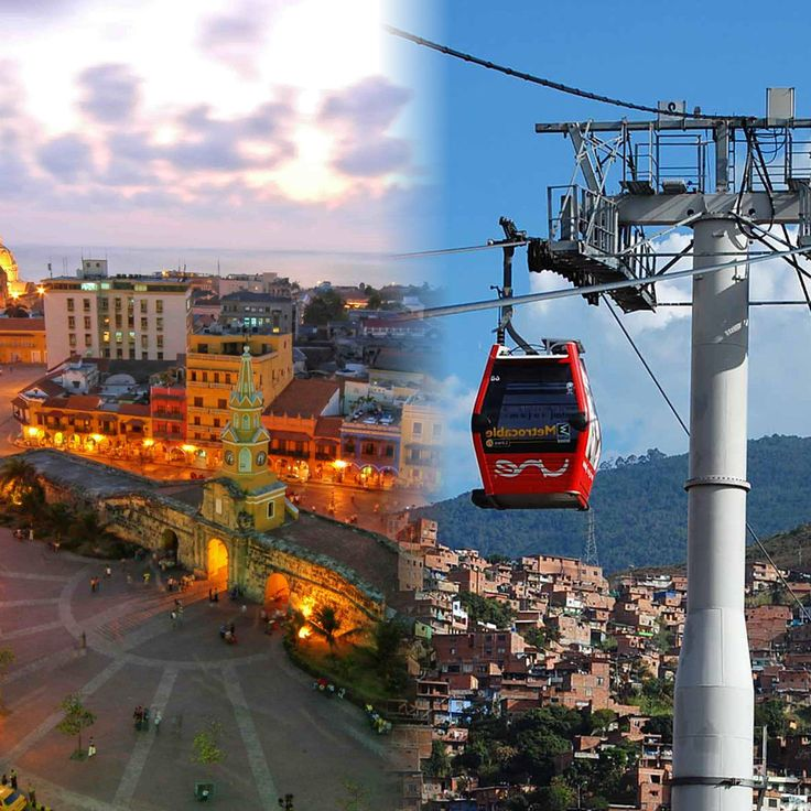 Medellín? Cartagena? Which one is better for living and investing?