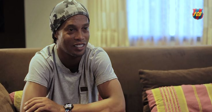 Barcelona legends Ronaldinho and Belletti look back on 2006 UCL final win over Arsenal (Video)