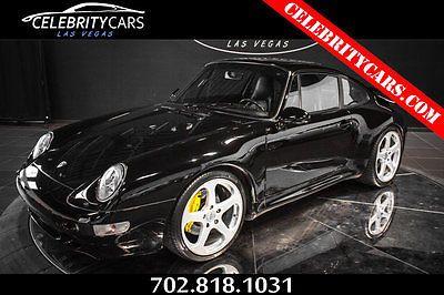 1996 Porsche 911 2dr Carrera Turbo Coupe 2dr Carrera Turbo Coupe 1996 Porsche 911 Turbo For Sale Las Vegas Low Miles Manu