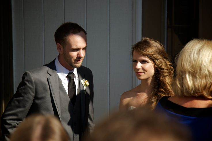 Emily and Jeff get married: their inspiration and success