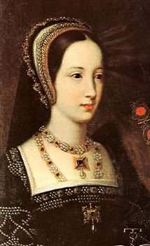 Princess Mary Tudor, Dowager Queen of France and sister of Henry VIII