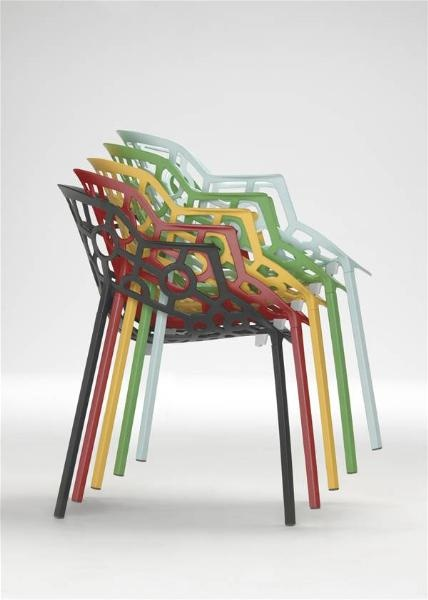 Polo Stacking Chair from Segis