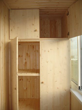 Фотографии балконов и лоджий - окна гулливер.