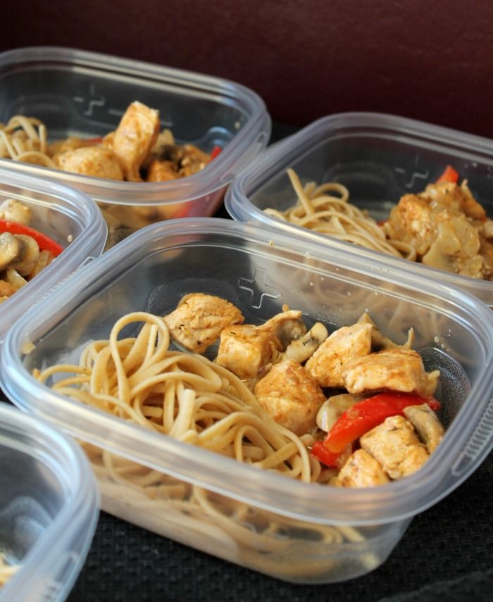 Cajun Chicken Pasta aka Homemade Lean Cuisine  Serving size: 1 cup chicken mixture and ¾ cup pasta   Weight Watchers Points Plus : 7