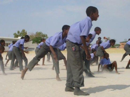 Oeboentoe Sport, Namibia 2008