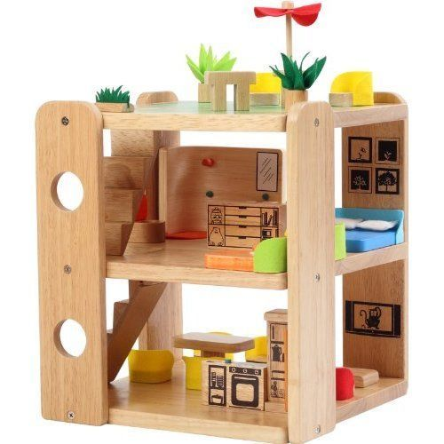 1000 Images About Wooden Dolls House On Pinterest Toys