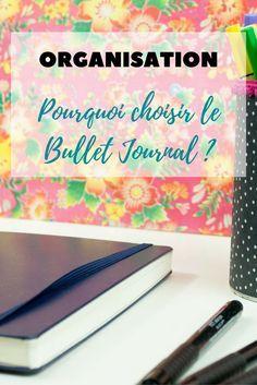 Pourquoi choisir le Bullet Journal ? - Avril sur un fil