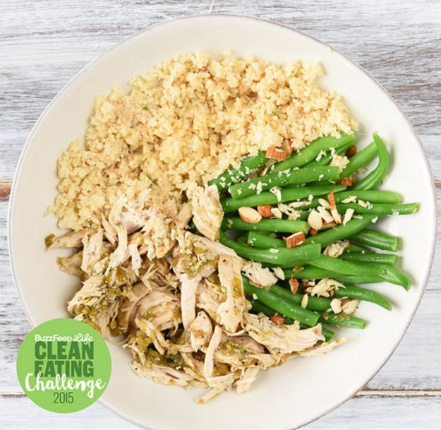 Master cauliflower rice. | 7 Easy Ways To Eat Fewer Carbs This Week