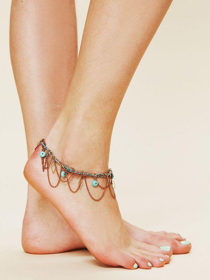 love anklets