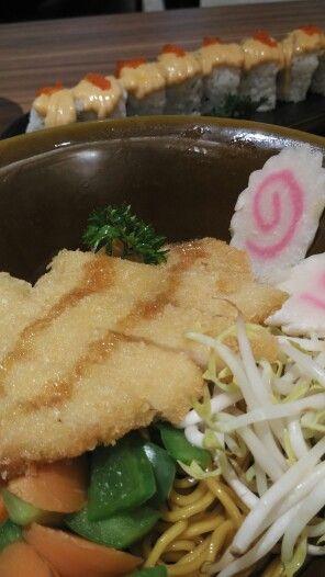 Chicken Katsu Dry Ramen