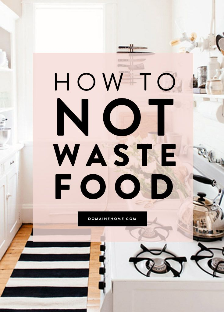 Our guide to a few simple changes in habit that can drastically cut back on food waste, and wasteful spending!