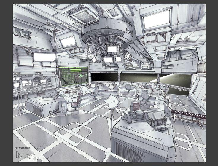 Alien - Concept Art