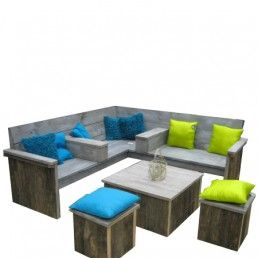 ger stholz unterwasserholz set 39 lingen 39 gartenmoebel aus holland. Black Bedroom Furniture Sets. Home Design Ideas