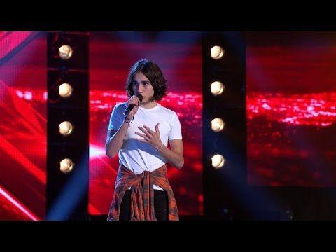 Isaiah Firebrace's performance of Alicia Keys' 'If I Ain't Got You' - Th...