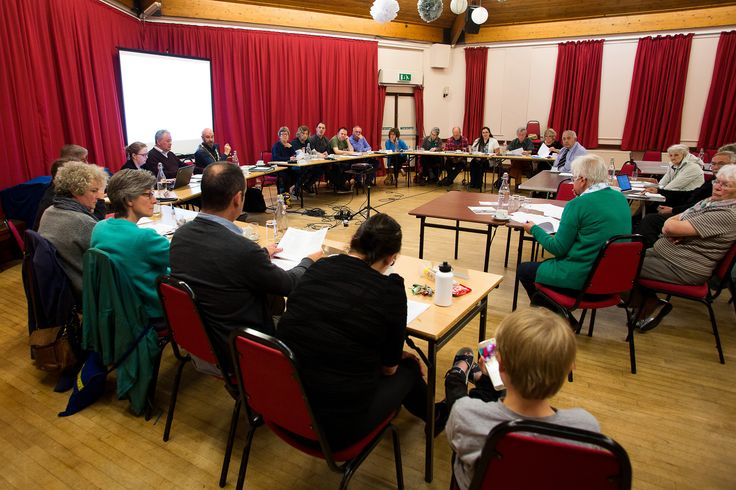 Frome town council     Annual Council meeting May 2016