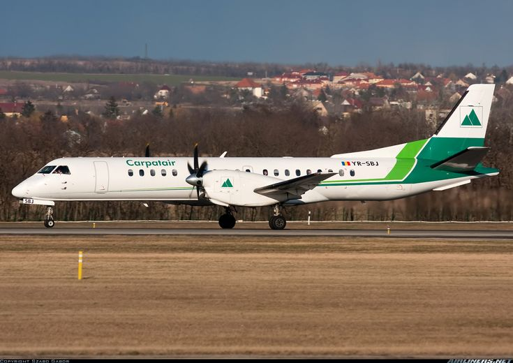 Saab 2000 - Carpatair | Aviation Photo #1503400 | Airliners.net