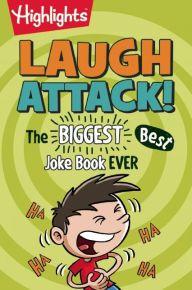 8 Great Joke Books for Kids || Highlights Laugh Attack! The Biggest Best Joke Book EVER