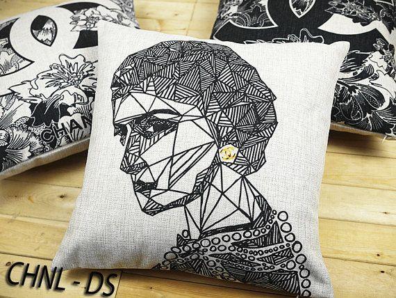 Best Design CHNL - DS Pillow Cases Linen Decorative Pillow Case for Home Decor 18\