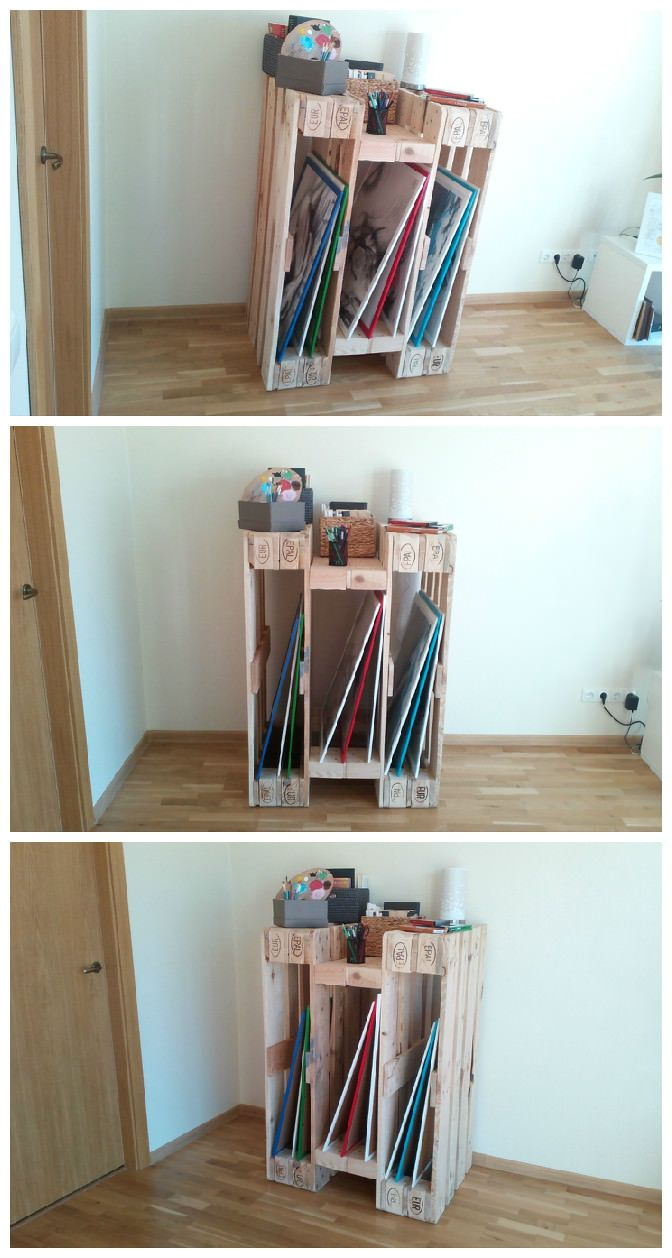 #PalletShelf, #ReclaimedWood, #RepurposedPallet, #Tutorial