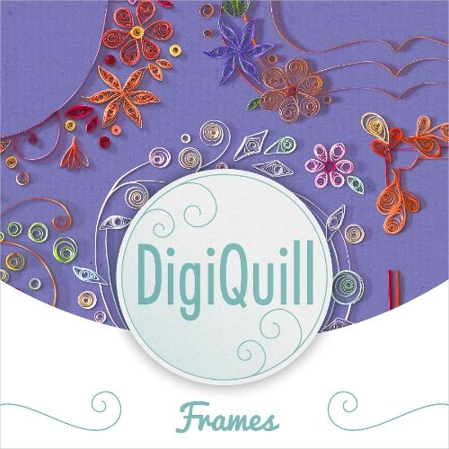 DigiQuill: Frames By DaisyTrail