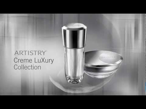 Amway Creme Luxury Eye from Artistry Amway.com/gabrielasalgado 180-Day, 100% Satisfaction Guarantee