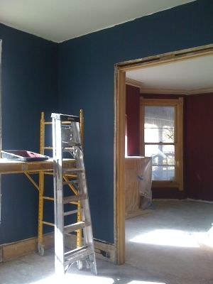 F Hague Blue Wall Decor Paint Pinterest Hague Blue