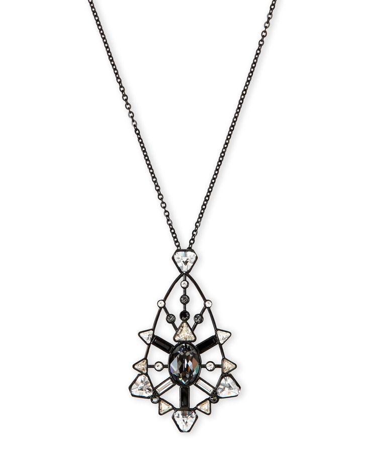 Swarovski Brunette Necklace