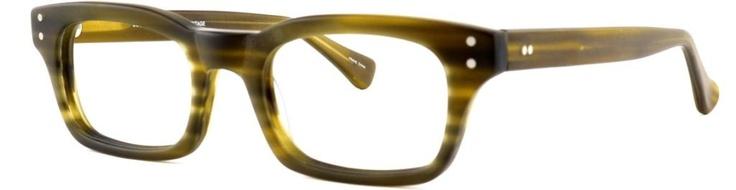 "Dolabany ""Heritage"" frames. I just got these for my prescription lenses."