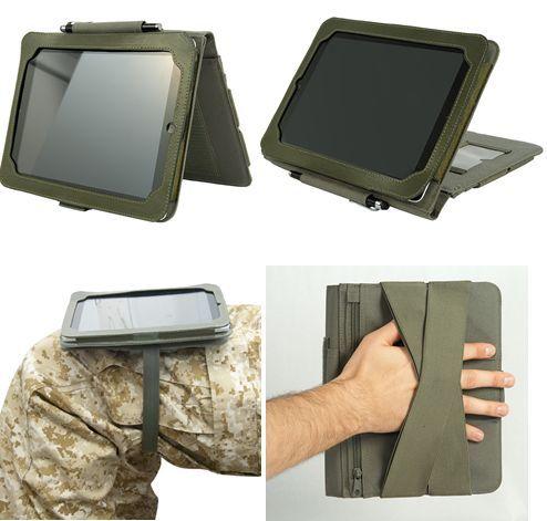 iPad Tac-Cover
