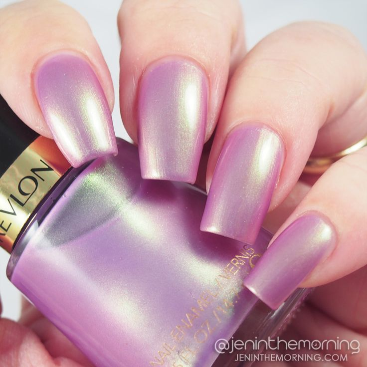 Revlon nail polish - Daydreamer                                                                                                                                                     More
