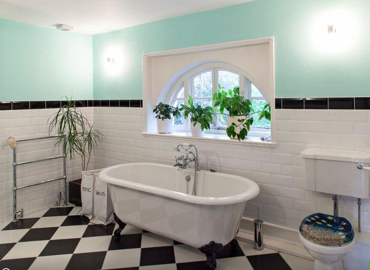 Vintage Stil, Badezimmer
