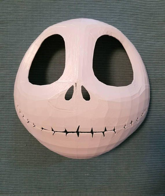 Cool Jack skellington mask Etsy listing at https://www.etsy.com/listing/560368821/jack-skellington-mask-inspired-by-the