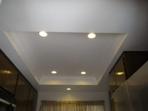 Recessed Lights Ceiling Strapping