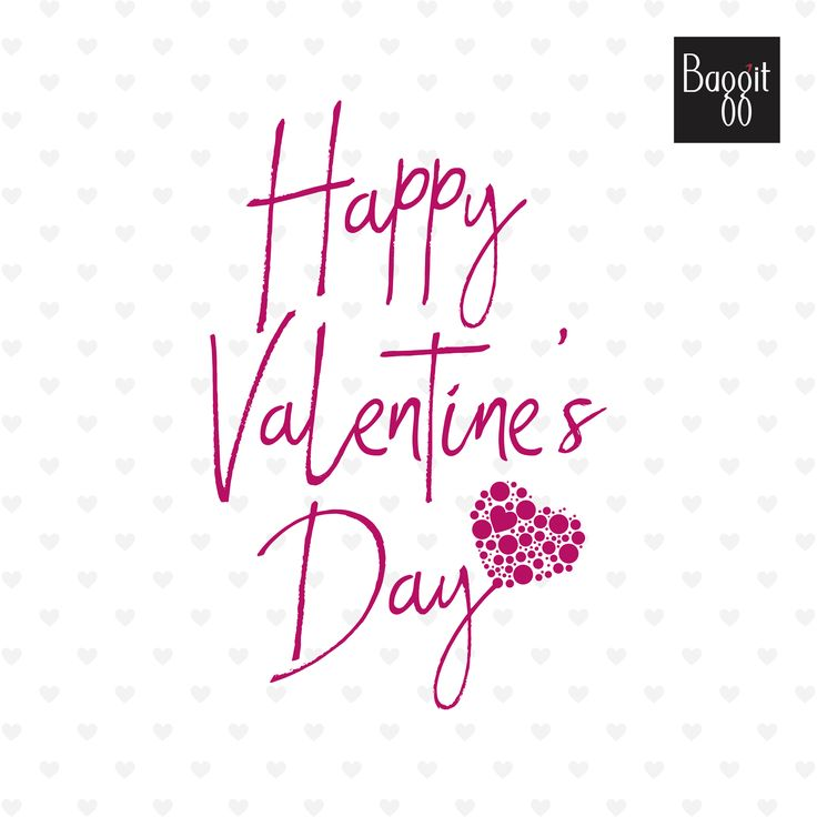 "Valentine's Day makes it easy for anyone to utter the three simple words ""I Love You"". Go ahead, express your love the extraordinary way this Valentine's Day and spread all the affection. Wishing everyone a very Happy Valentine's Day! Much LOVE! – The Baggit Team"