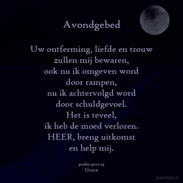 Avondgebed