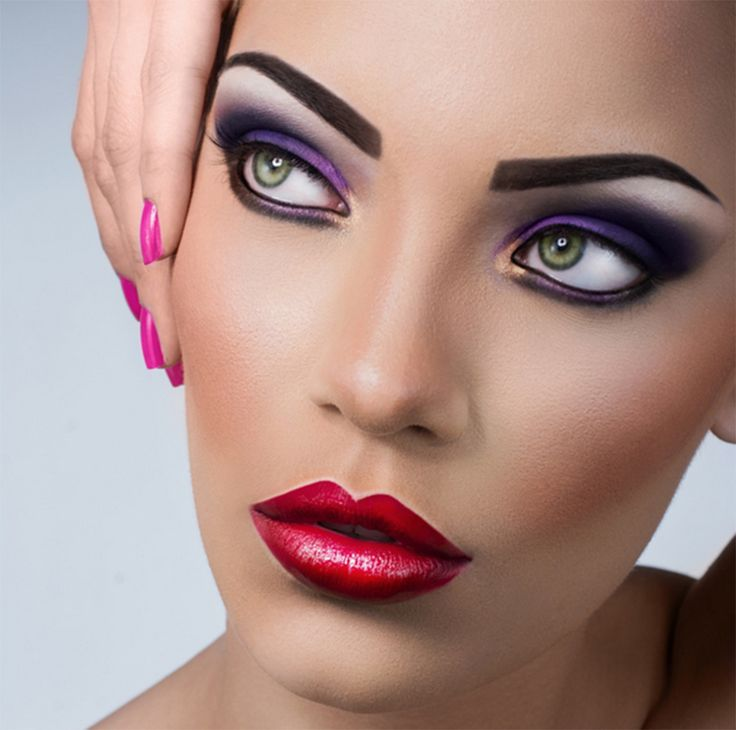 cool Какие тени подходят для зеленых глаз? (50 фото) — Стильные оттенки Читай больше http://avrorra.com/kakie-teni-podxodyat-dlya-zelenyx-glaz/
