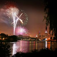 Interactive Map and Best Places to Watch July 4th Fireworks in Philadelphia!