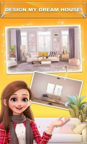 My Home Design Dreams Is A Casual Game For Android Download Last