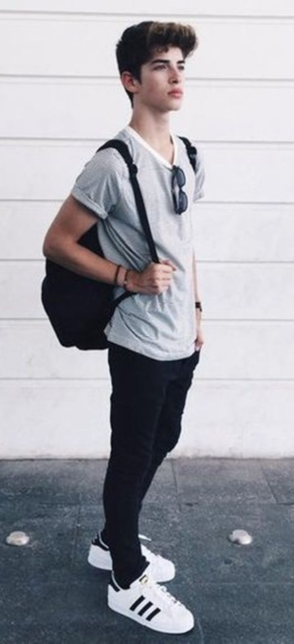 b8500e4126c 40 Most Stylish Summer Looks for Teen Boys (2019)