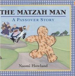 Matzah Man - a great Passover story!