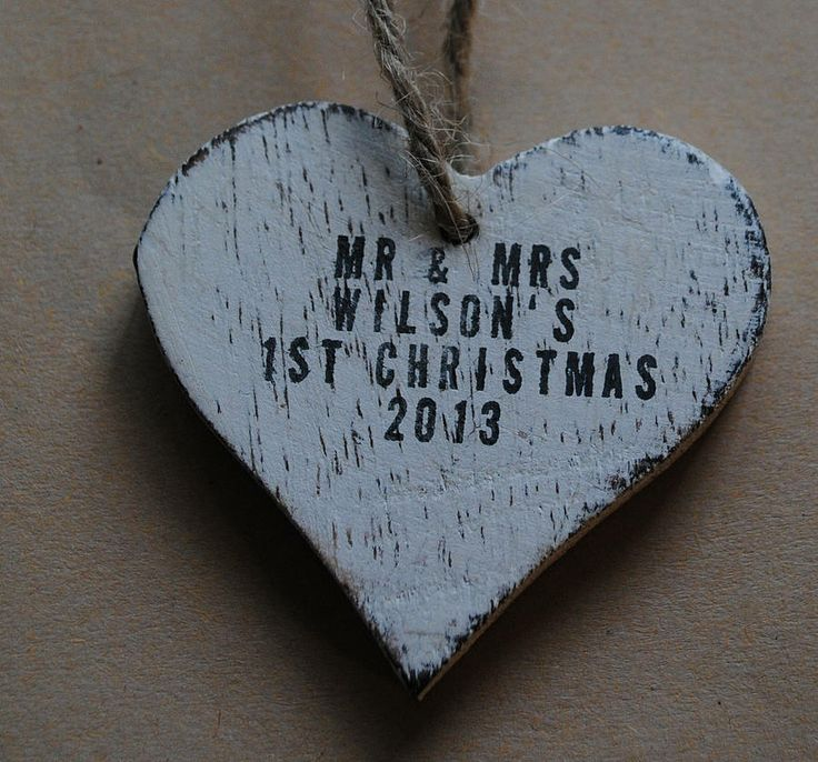 personalised christmas tree decoration by creative and contemporary handmade | notonthehighstreet.com